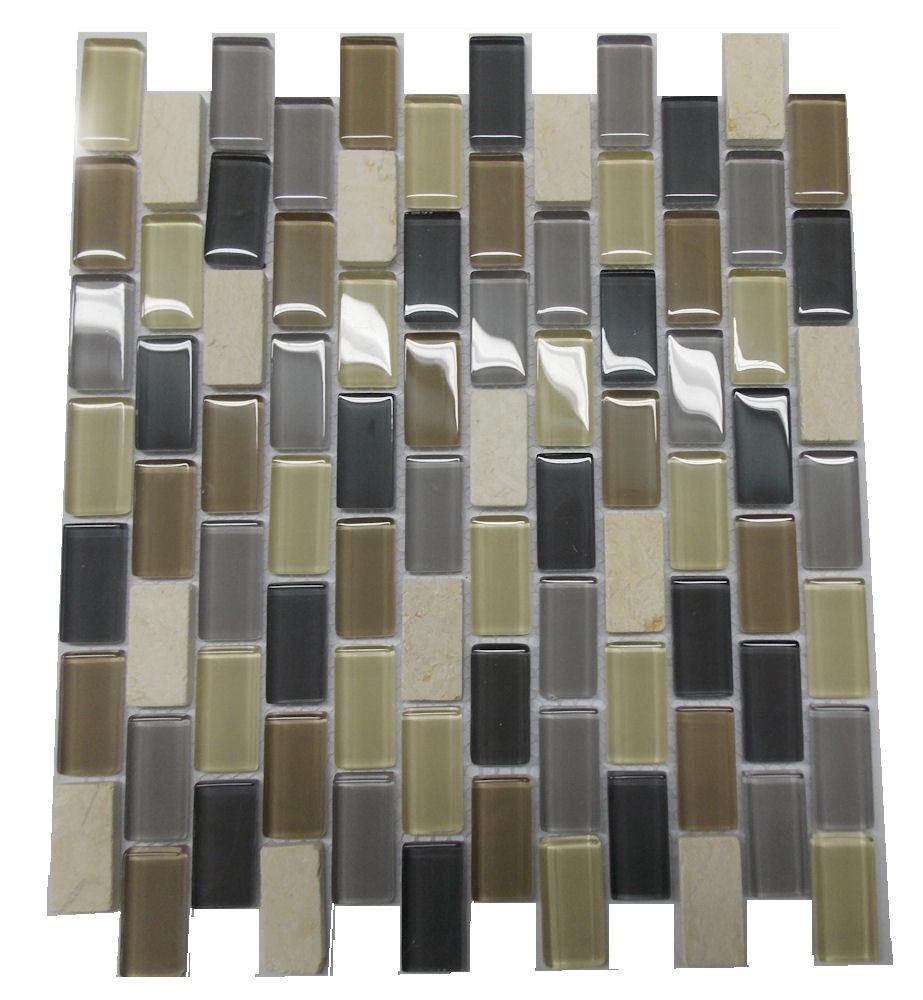 Мозаика укладывается на поверхности любых форм
