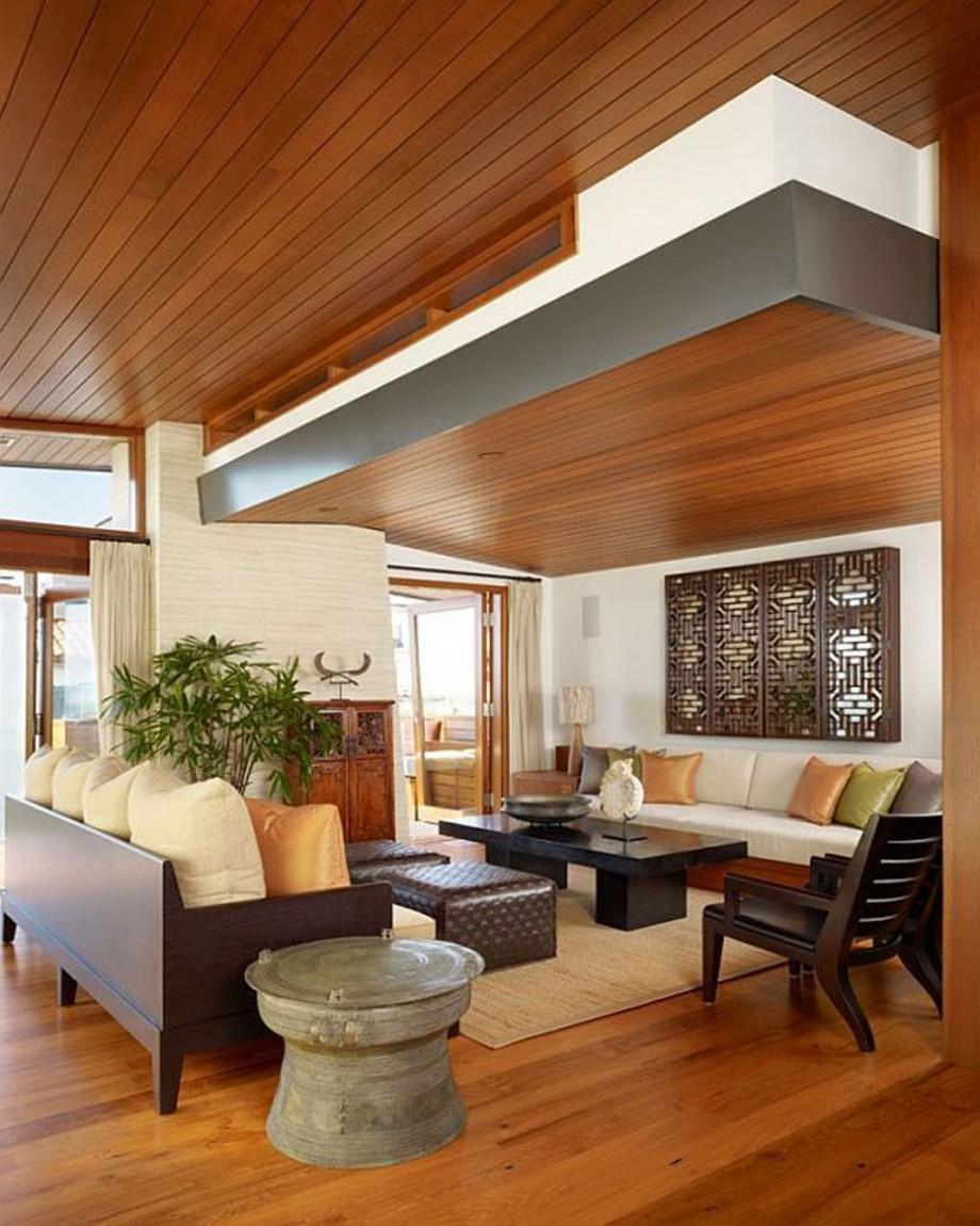Дизайн потолка в частном доме - дело важное