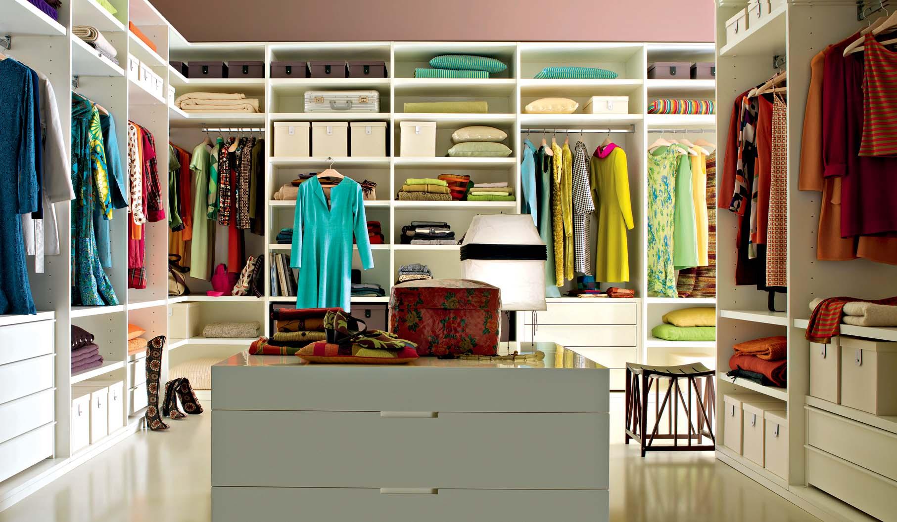 Обустройство гардеробной комнаты в квартире своими руками ... Небольшой Дом в Стиле Хай Тек