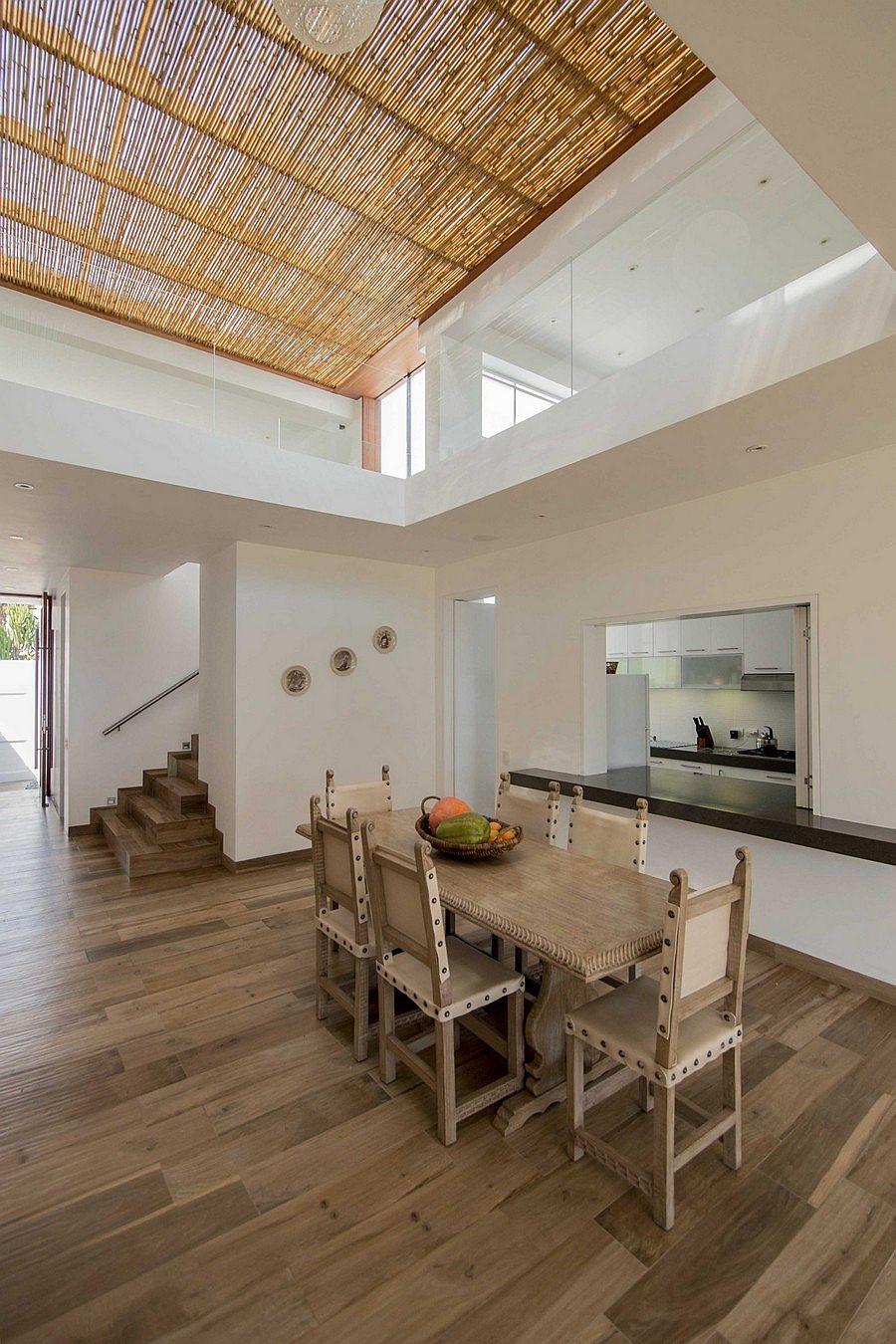 Выбирая дизайн потолка, не забывайте об общем стиле интерьера