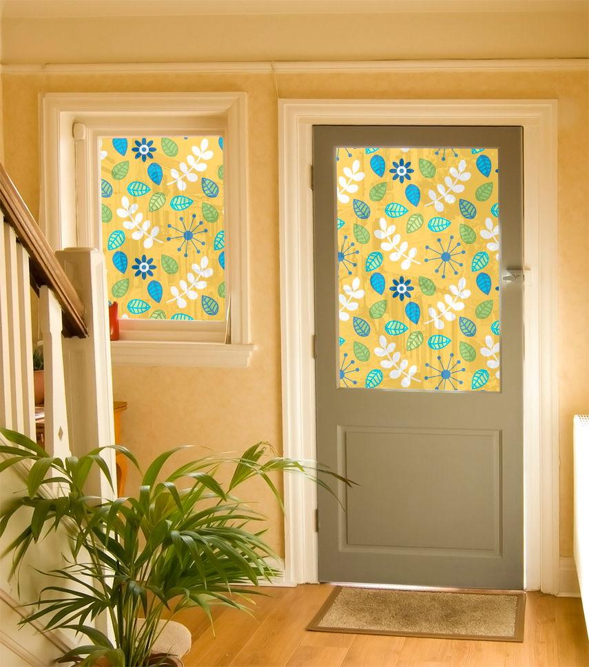 Декорирование старых дверей