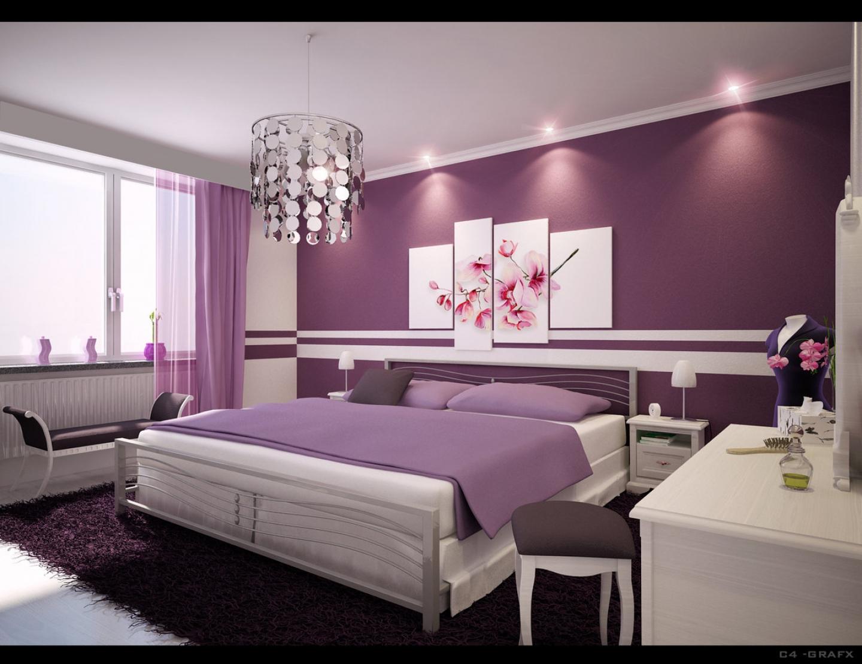 Модная спальня 2016