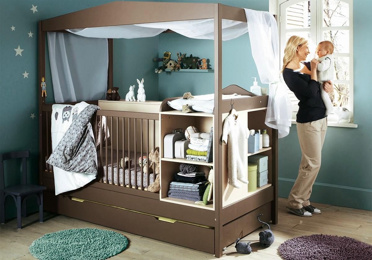 Детская кроватка должна стоять у окна