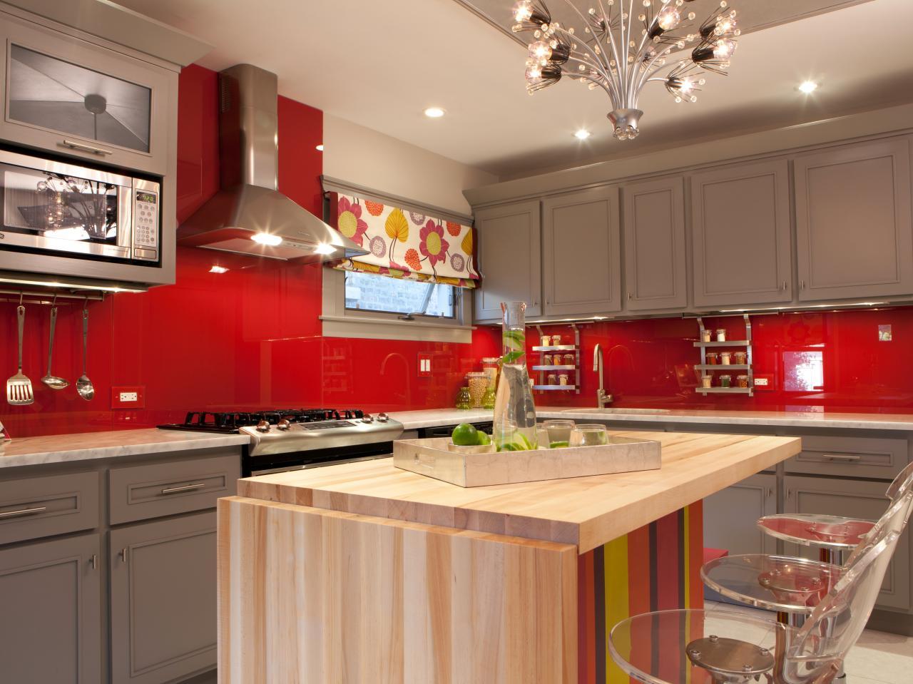 Кухня в стиле эклектик