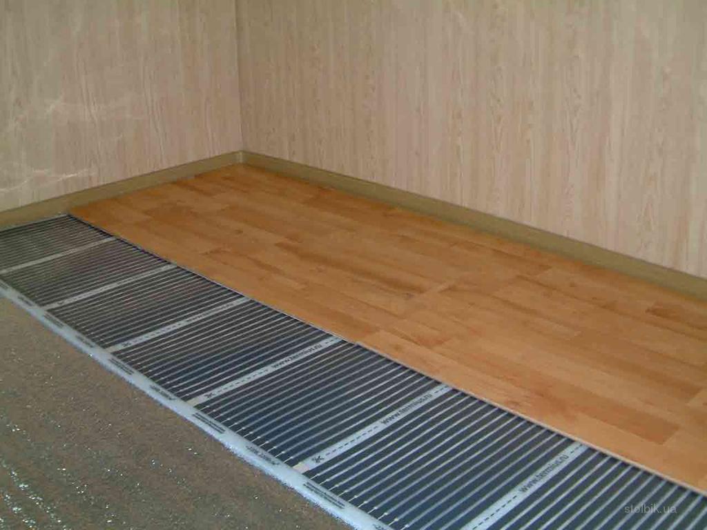 Инфракрасная пленка - теплый пол для Вашего дома