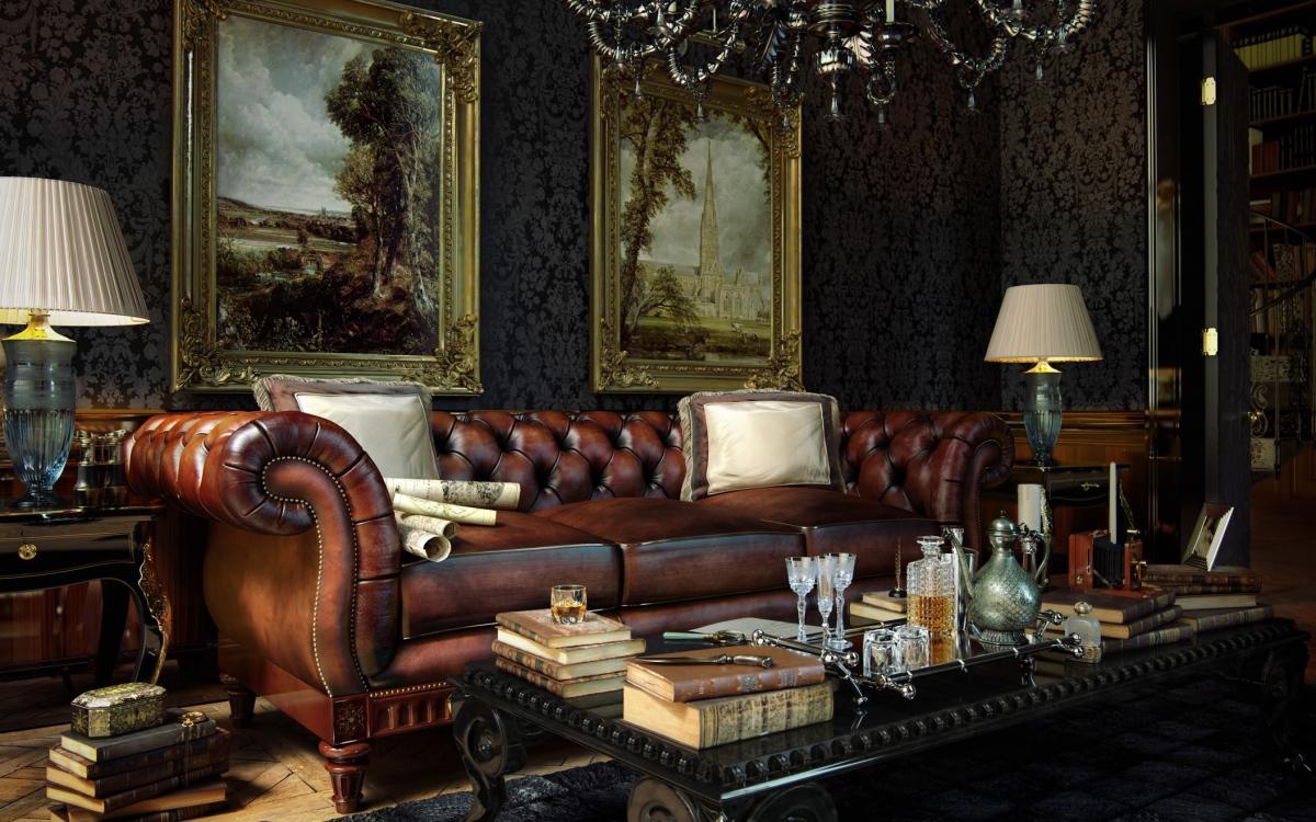 мебель в венецианском стиле фото