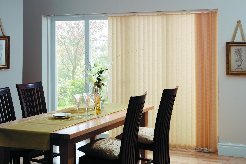 Вертикальные текстильные жалюзи