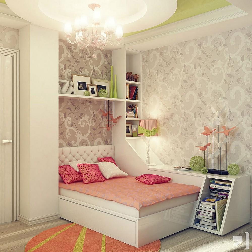 Классический стиль наполняет комнату теплом и уютом