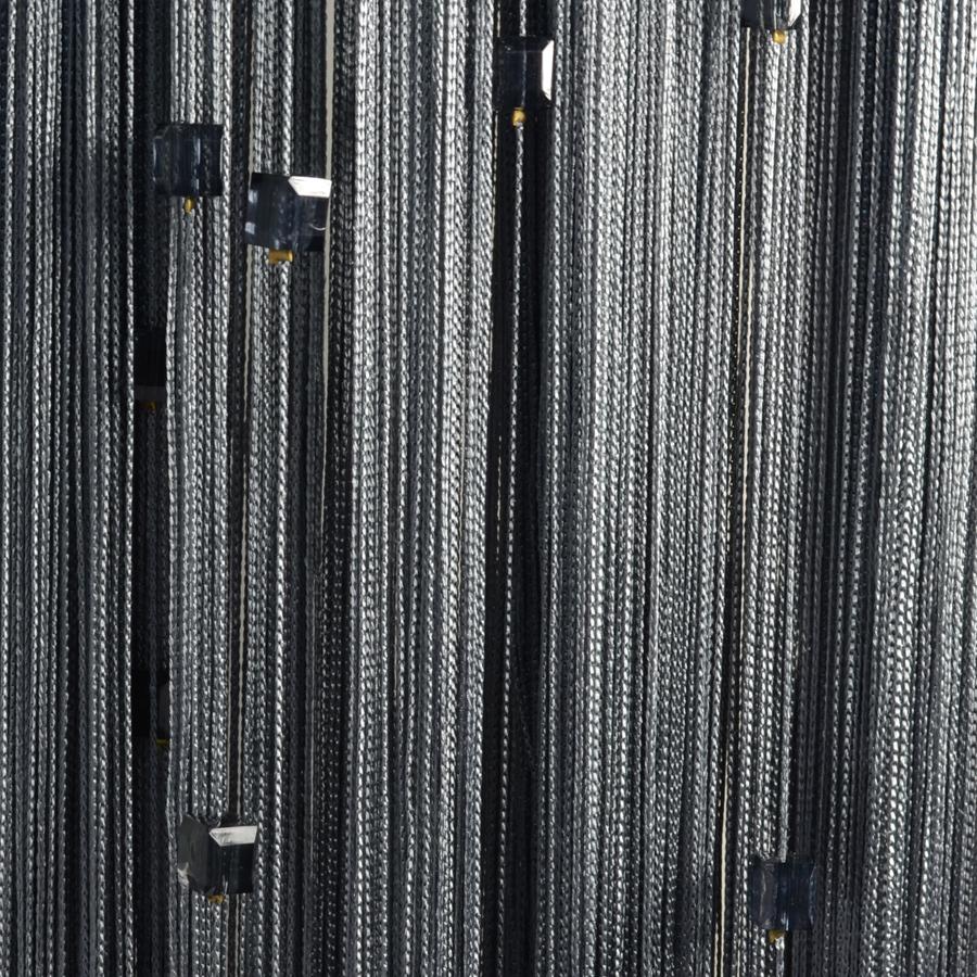 Декоративные нити с бусинами для декорирования штор