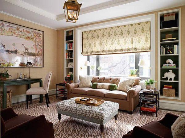 фото зала в квартире