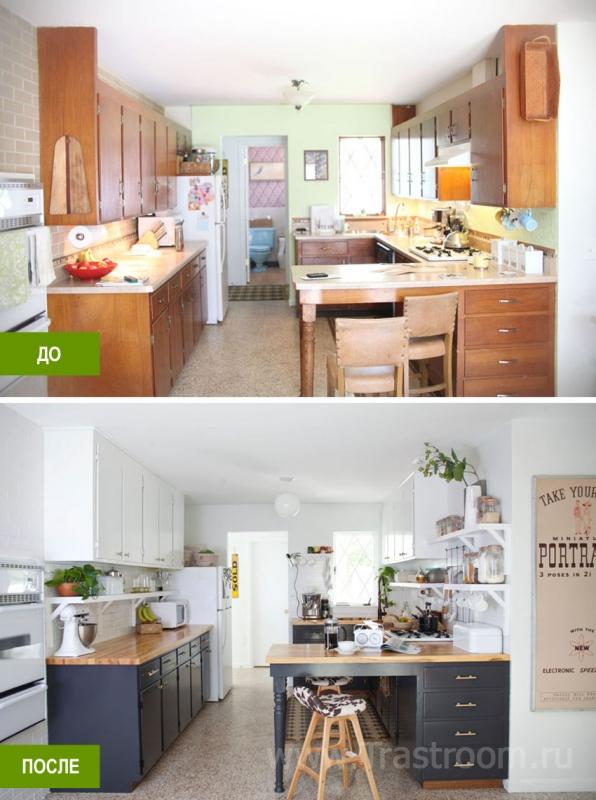 Ремонт съемной квартиры