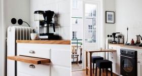 стол для маленькой кухни фото