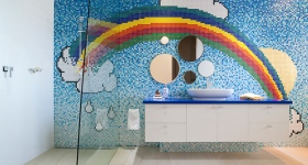 плитка для ванной фото