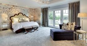 Спальня в венецианском стиле фото