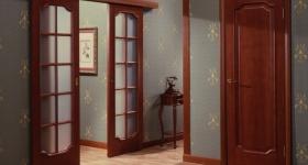 Выбор межкомнатных дверей для квартиры