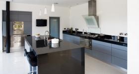 фото кухни в стиле хай-тек