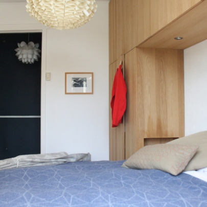 оформить маленькую спальню фото