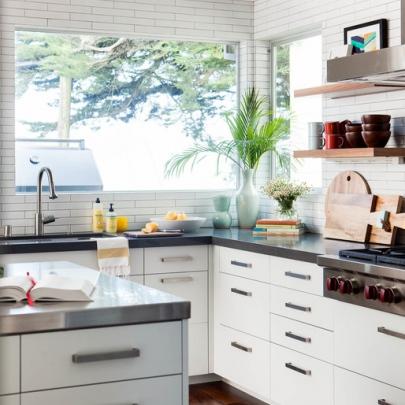 обустроить кухню в хрущевке фото