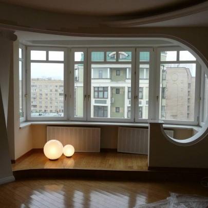 Дизайн лоджии в квартире