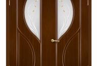 двустворчатая распашная межкомнатная дверь