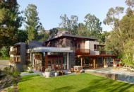роскошный дом фото