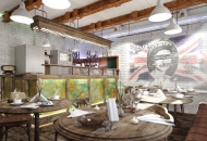 Дизайн ресторанов, кафе377797892