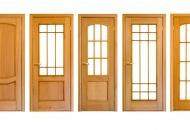варианты оформления межкомнатных дверей
