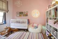 детский уголок в однокомнатной квартире фото