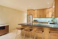 фото кухни дерево