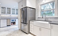 Расположение мебели на кухне фото