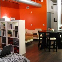Как обустроить маленькую квартиру студию