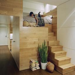 фото спальни в гостинной